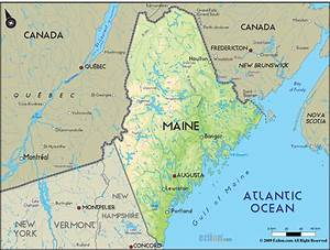 An Agony In Eight Fits  Maine Became A State 193 Years Ago