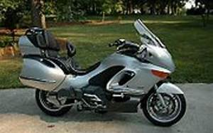 1999 2000 2001 2002 2003 2004 2005 Bmw K1200lt Motorcycle