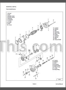 bobcat  repair manual compact excavator youfixthis