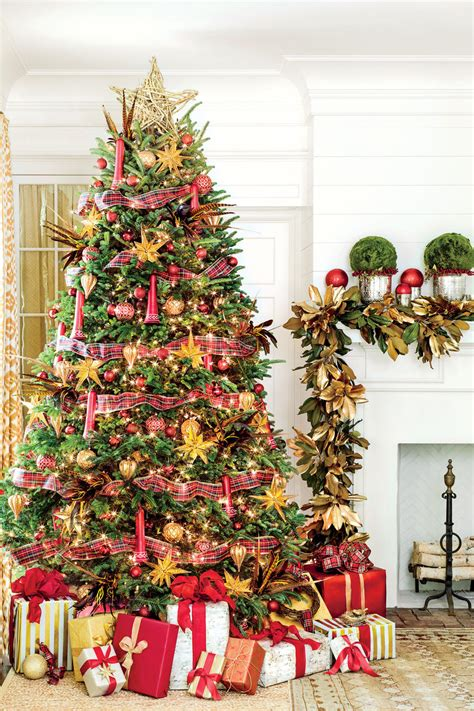 ideas for classic christmas tree decorations happy christmas tree ideas for every style southern living