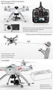 Walkera Qr X350pro Fpv1  11 V 3s Quadcopter  Newest Gps