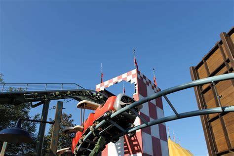 world roller coaster the barnstormer roller coaster at disney world is now