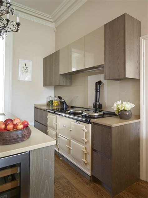 miller interiors aga in a modern kitchen interieur interiors modern