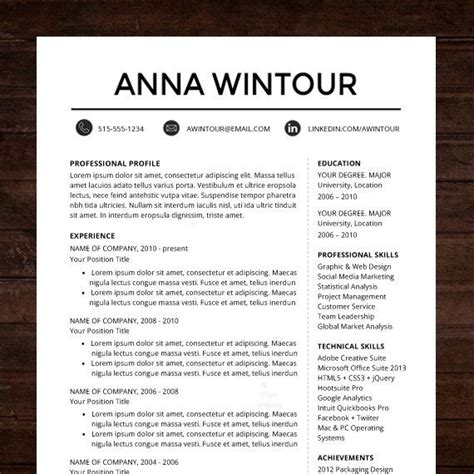 12415 professional graphic design resumes 21 best images about resume design templates ideas on