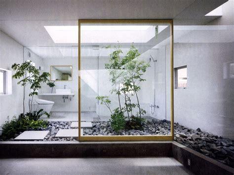 garden bathroom ideas zen garden bathroom for the home design courtyard