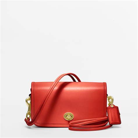 coach heritage collection bags popsugar fashion australia
