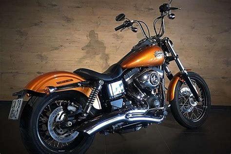 2015 Harley Davidson Dyna Street Bob Motorcycles For Sale