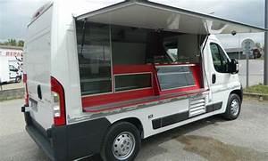 Camion Ambulant Occasion : fourgon amenage snack occasion ~ Gottalentnigeria.com Avis de Voitures