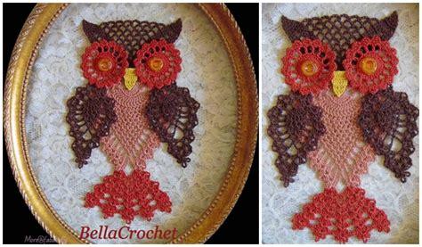 crochet pineapple owl  crochet patterns  elizabeth