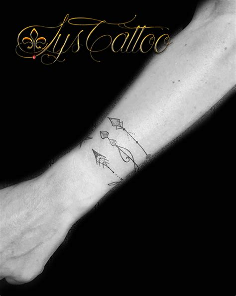 Tatouage Poignet Bracelet Femme Beautiful Tatouage
