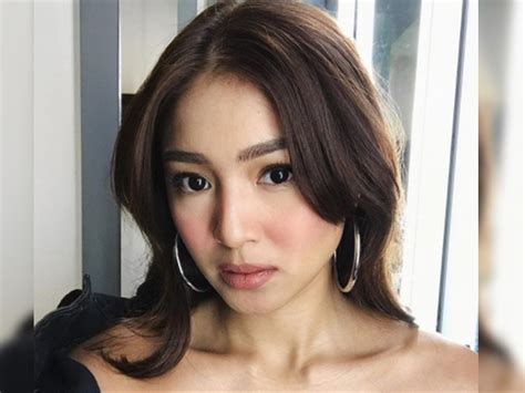 nadine lustre yahoo nadine lustre still wants to do quot the nurse quot
