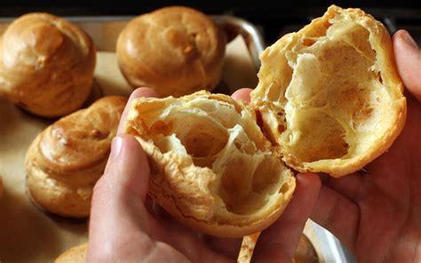 recipe pate a choux puff pastry california cookbook