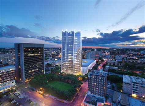 Dallas holding company becomes partner in Frost Tower ...
