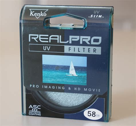 kenko realpro uv filter review ephotozine