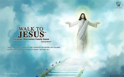 Jesus Wallpapers Faithful Christianity Religious