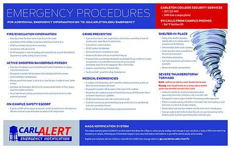 tornado emergency plan template free emergency response poster