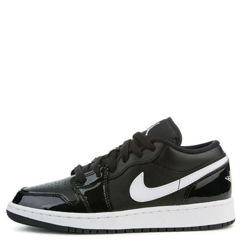 Air Jordan 1 Low Blackwhite