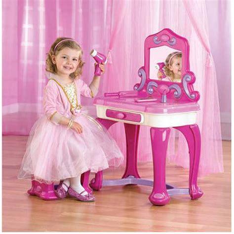 toddler vanity table plastic vanity set pink makeup seat
