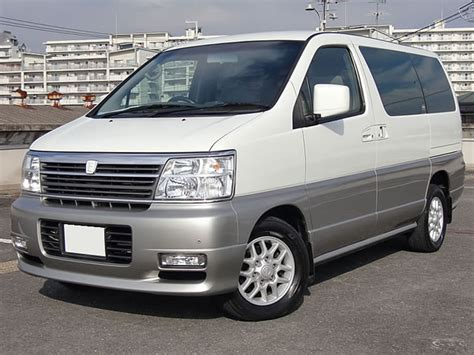 Nissan Elgrand Photo by Nissan Elgrand 2002 Reviews Prices Ratings With