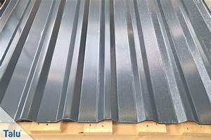 Was Kostet Ein Dach : blechdach aufbau preise und kosten beim verlegen ~ Bigdaddyawards.com Haus und Dekorationen