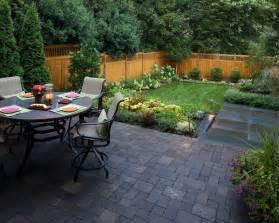 Landscape Ideas Small Backyards