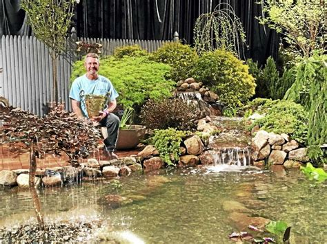 aquascapes of ct flowers seminars in bloom at ct flower garden show