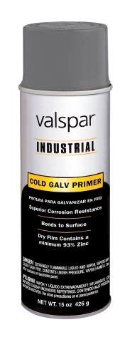 valspar industrial s cold galv primer coatings world