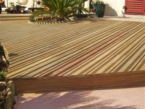 terrasse exterieure en bois terrasse bois exterieur