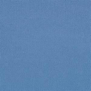 Brushed Poly Lycra Jersey Knit Solid Cerulean Blue