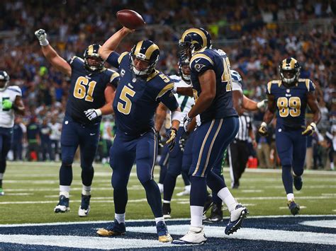 st louis rams hired education consultants   coaches