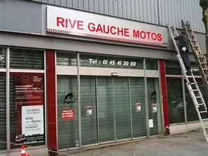 Garage Moto Paris : enseigne magasin rive gauche motos paris ~ Medecine-chirurgie-esthetiques.com Avis de Voitures