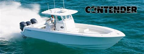 Contender Boat Dealers by Contender Boats Starling Marine