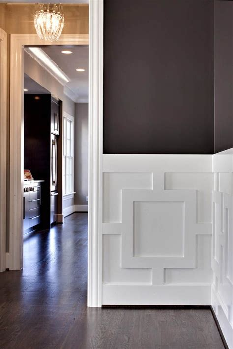 Modern Wainscoting Panels by Best 25 Modern Wall Paneling Ideas On