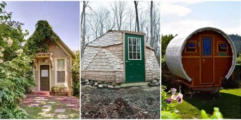 tiny houses  rent tiny home rentals   state