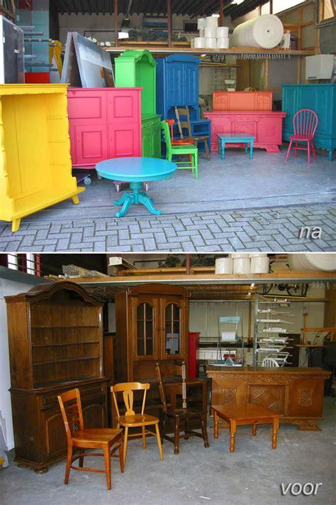 eiken meubels rotterdam overspuiten eiken meubels meubelspuiterij eurobord rotterdam