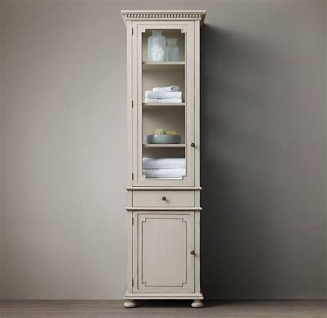 tall bathroom cabinet with doors bathroom modern white wooden bathroom cabinet with