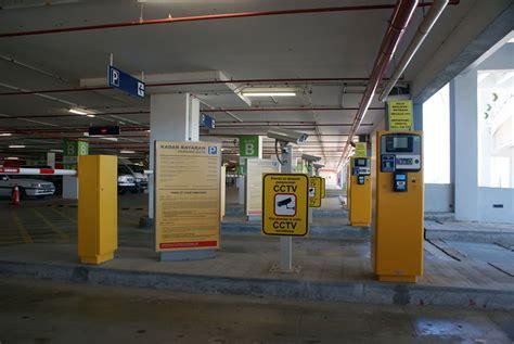 klia parking facility gallery  malaysia airport klia