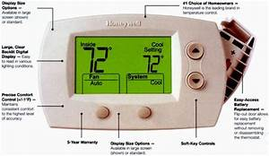 My Thermostat Does Not Illuminate And I Am Unable To Adjust The Temperature
