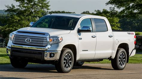 trd toyota tundra crewmax limited wallpapers  hd