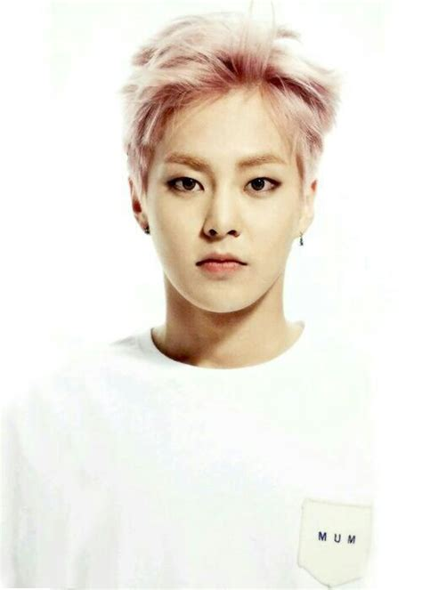 minseokxiumin hair color  pop amino