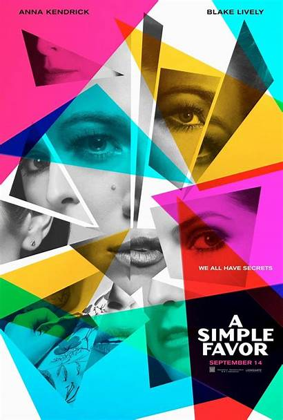 Simple Poster Favor Favour