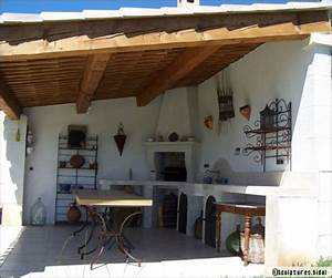 Amenager une cuisine d39ete conseils et idees travauxcom for Idee deco cuisine avec construire sa cuisine