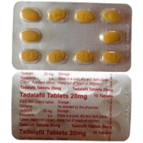 generic cialis tadalafil 20 mg intas pharmaceuticals
