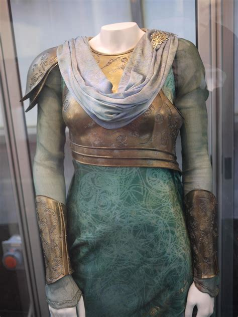 Thor The Dark World Friggas Costume Costume Designer