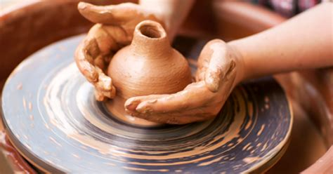 kids  day pottery wheel workshop kids pottery classes