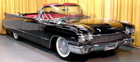 Cadillac history 1960
