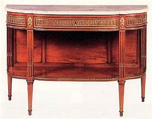 les consoles dessertes et encoignures en images meubles With valeur des meubles anciens