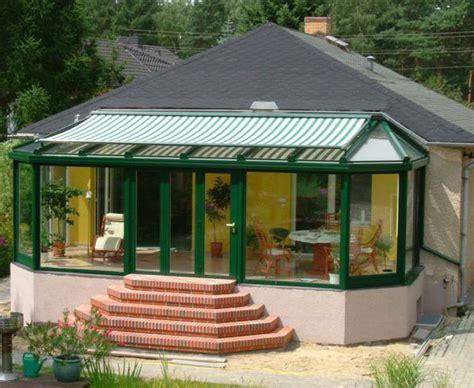 Wintergarten Auf Terrasse Bauen by So Geht S Wintergarten Selber Bauen Bauen De