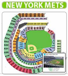 Mets Seating Chart