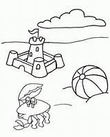 Sandcastle Colouring Hogwarts Blackhole sketch template